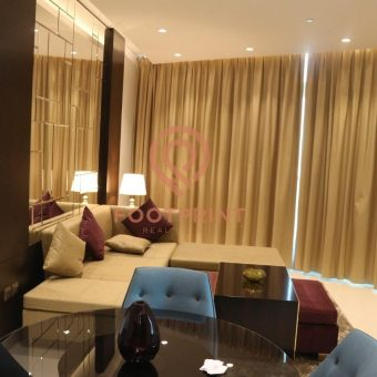 Furnished 1BHK On Higher Floor – DownTown  Community- Best Layout