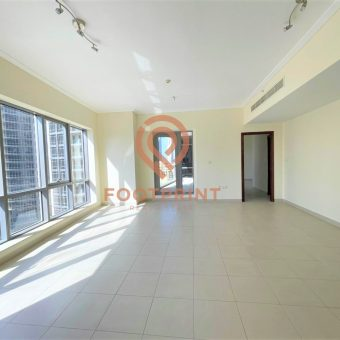 High Floor   Large Apartment   2 Bedrooms