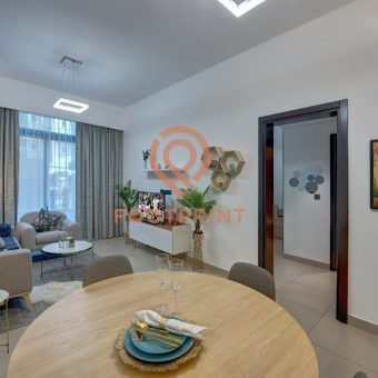 823 sqft |  1Bed + Full Size Kids Room | 2 full washroom