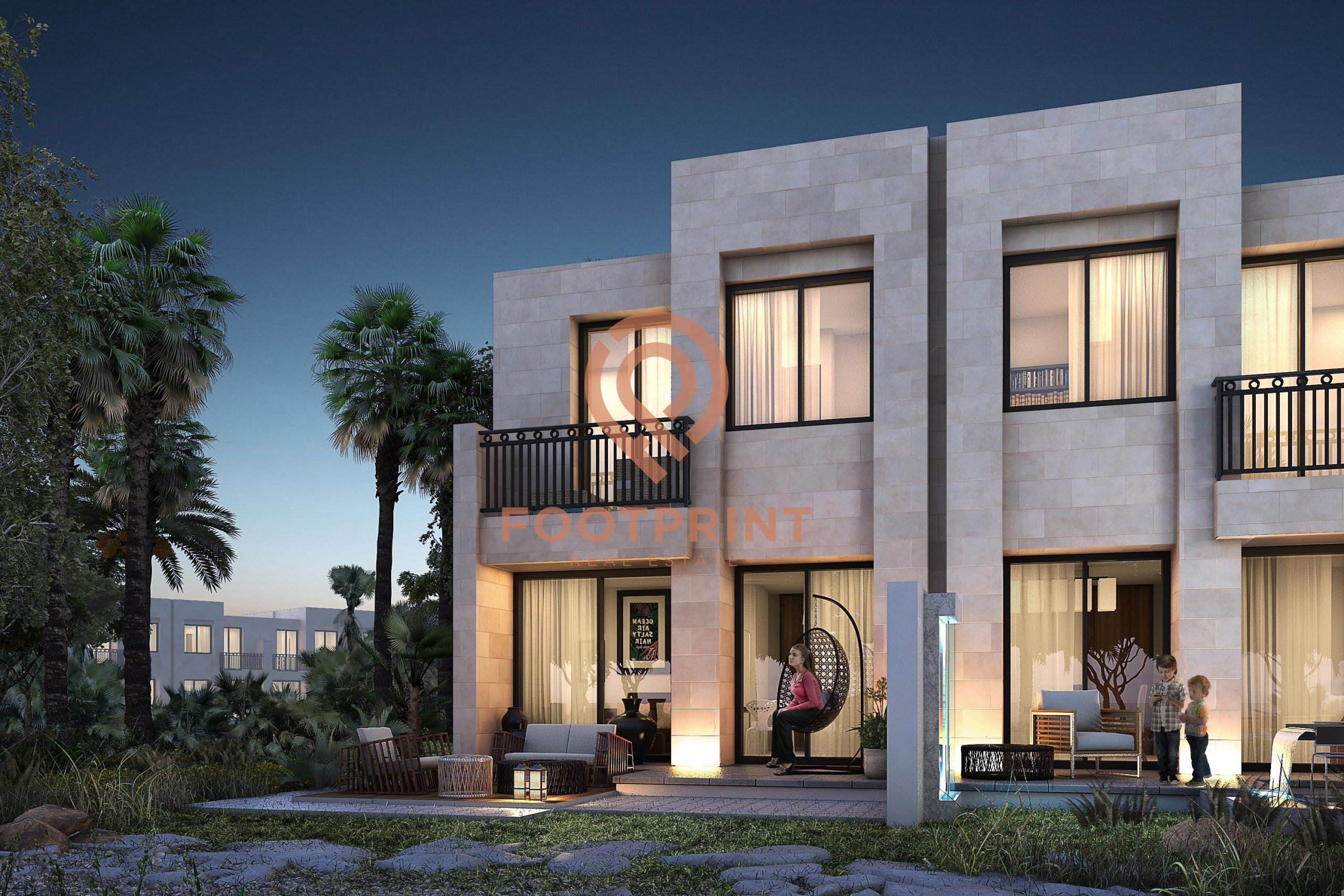 3 Bed Townhouse | AED 876,000/- Only | Golf Course Community
