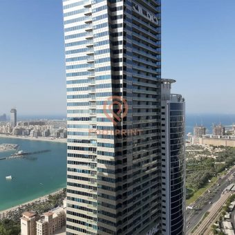 2 Bedroom | Sulafa Tower with Sea View | Chiller Free