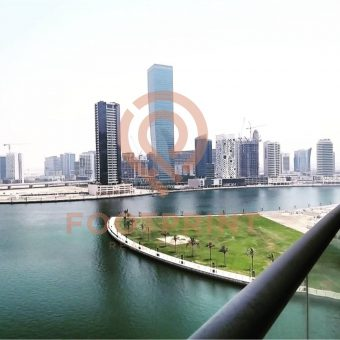 Fully Furnished | Full canal View | Premium location