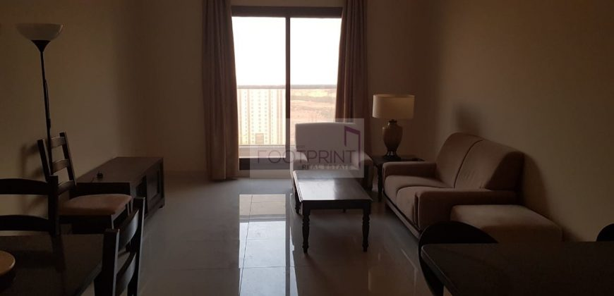 Fully Furnished! One Bedroom Canal View!
