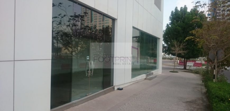 Huge & Big Shop For Rent in Amaya Tower.