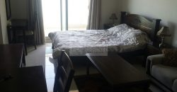Furnished studio high floor!Vacant !30K