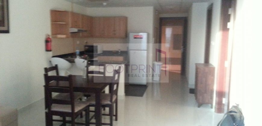 Fully Furnished 1BHK Attractive Price!!