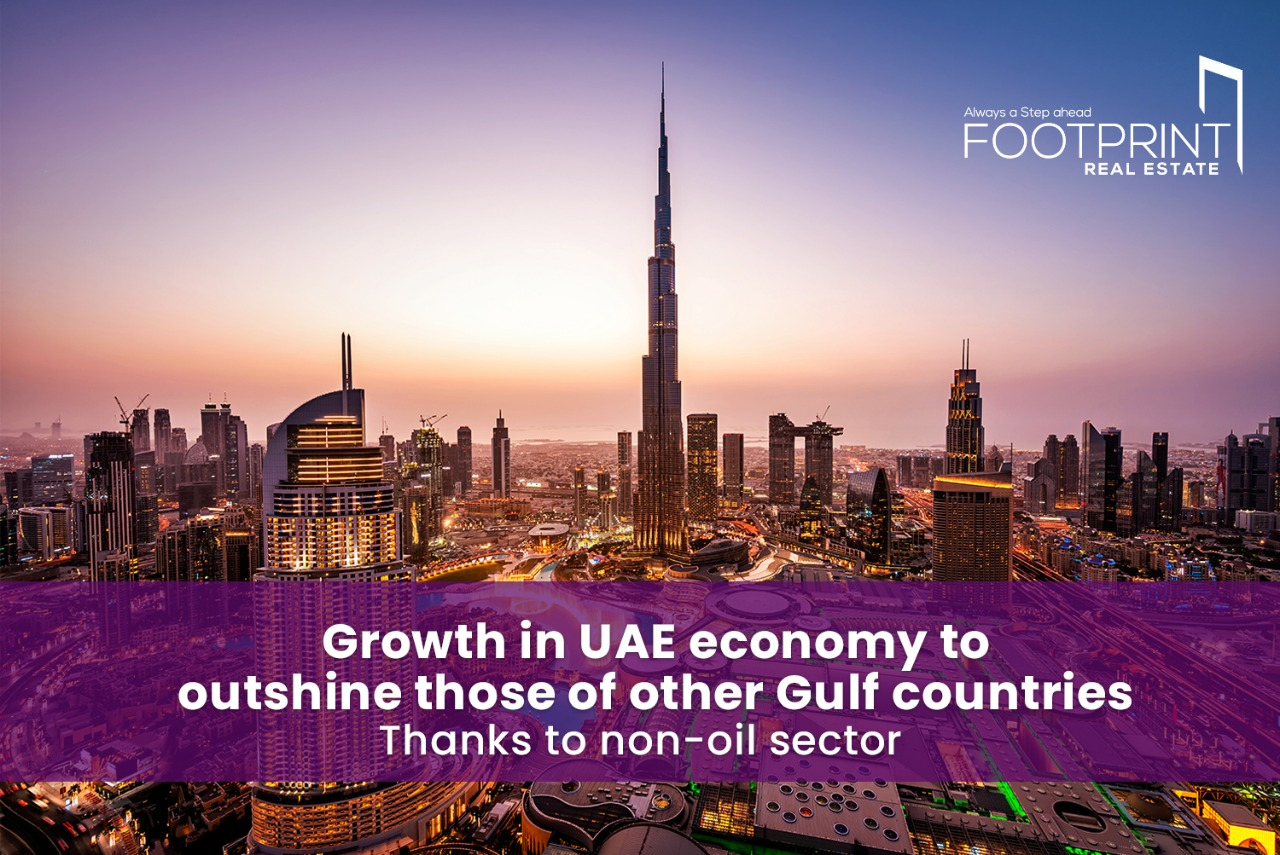 Growth in UAE economy to outshine those of other Gulf countries – Thanks to the non-oil sector
