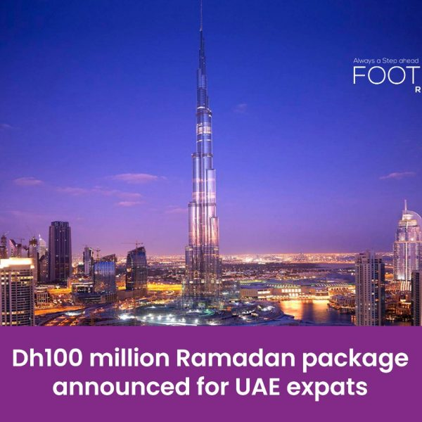 Dh100 million Ramadan package announced for UAE expats