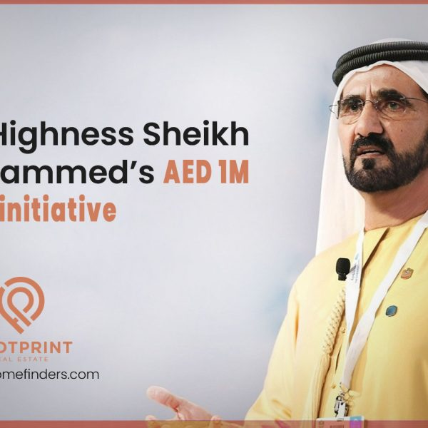 His Highness Sheikh Mohammed's Dh1m prize initiative
