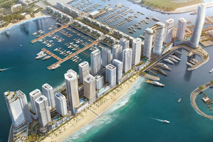 Emaar partners with Elie Saab for Emaar Beachfront