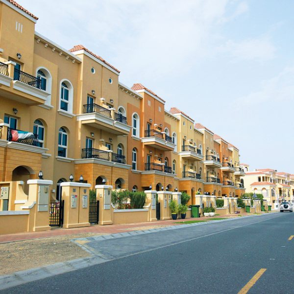 Dubai rent drops follow their own rules