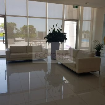 Spacious 1BR Available in Marina Blue Tower