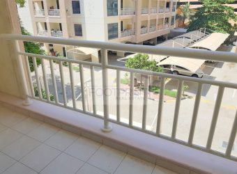 Spacious Studio with balcony 33k,Vacant, DIP