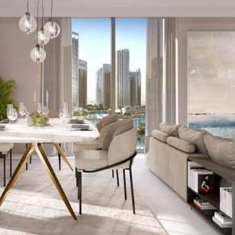 Full Creek View | Luxury 2BR | EMAAR | 10% ROI