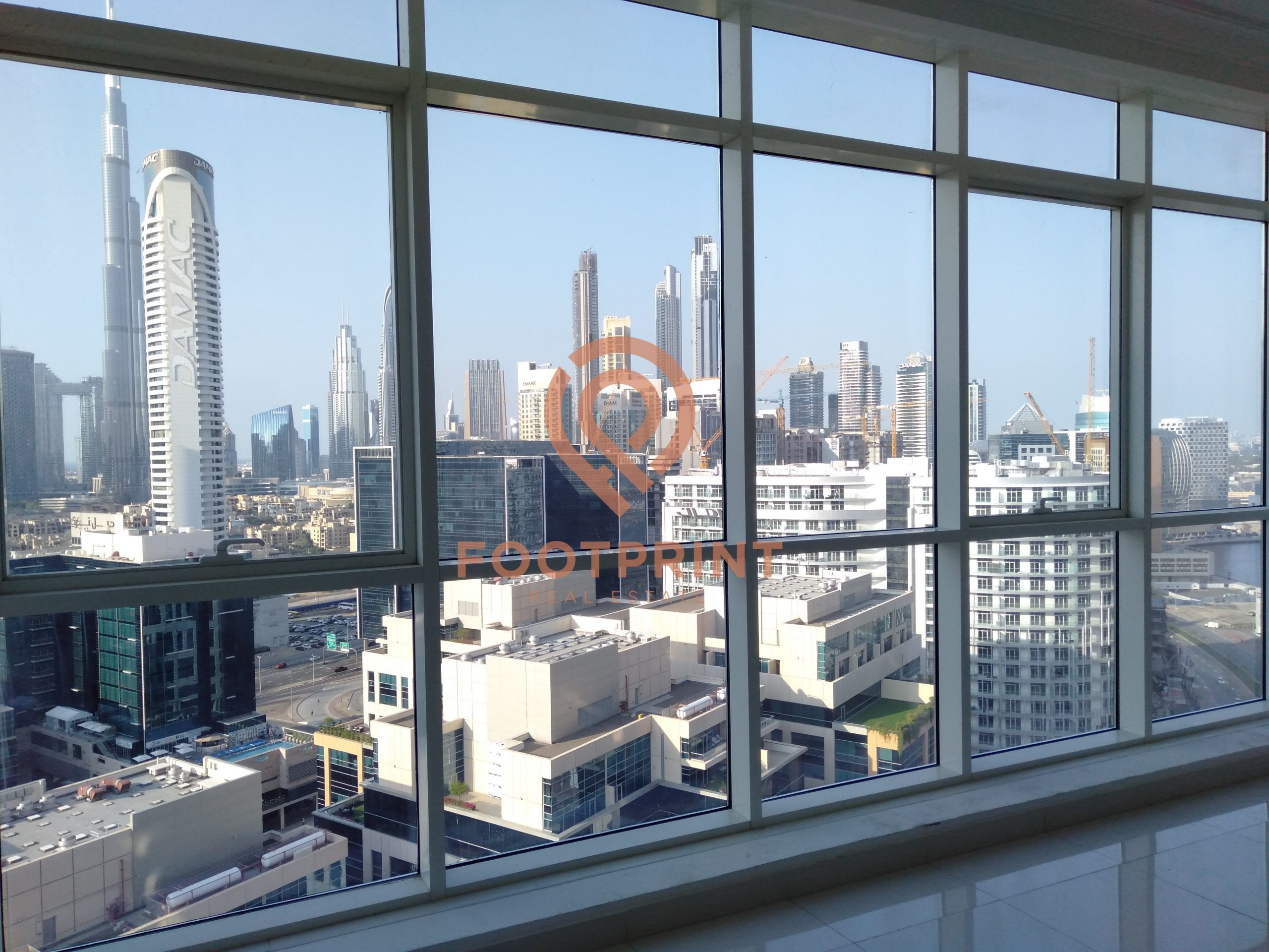 2 BR Spacious Layout -Modern finishing – Community View