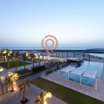 High-End Luxury Living With Sea View