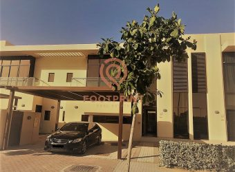 Ready to Move in DAMAC Hills   Spacious 3+Maid for a family living