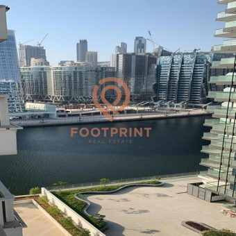 A Breathtaking 1 Bedroom Apartment available for rent in Business Bay