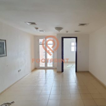 Big Summer 1BR Hall with Balcony Ready to Move
