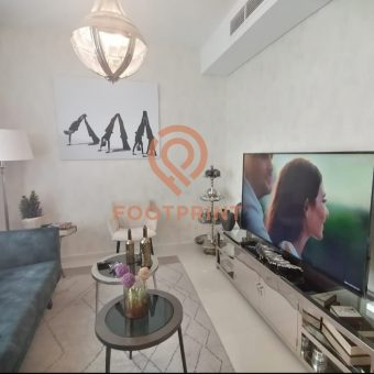 Best Price; 3 BR Townhouse in Damac Hills 2   Ready to Move