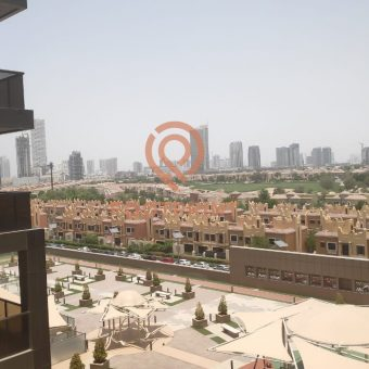 Fully Furnished |Golf View | Higher Floor