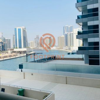 1 Bedroom | Full Canal View | Business Bay | Mayfair Residency