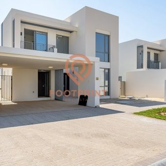 Amazing 4 BR Villa   Golf Facing   Move in with 25%