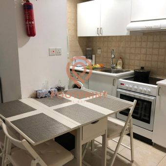 Fully Furnish Studio | Close to Souk | all Facilities | Rented