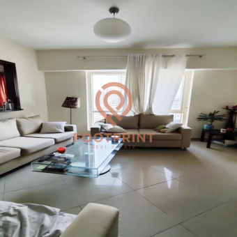 FULLY FURNISHED | 1 BED | LAKE VIEW