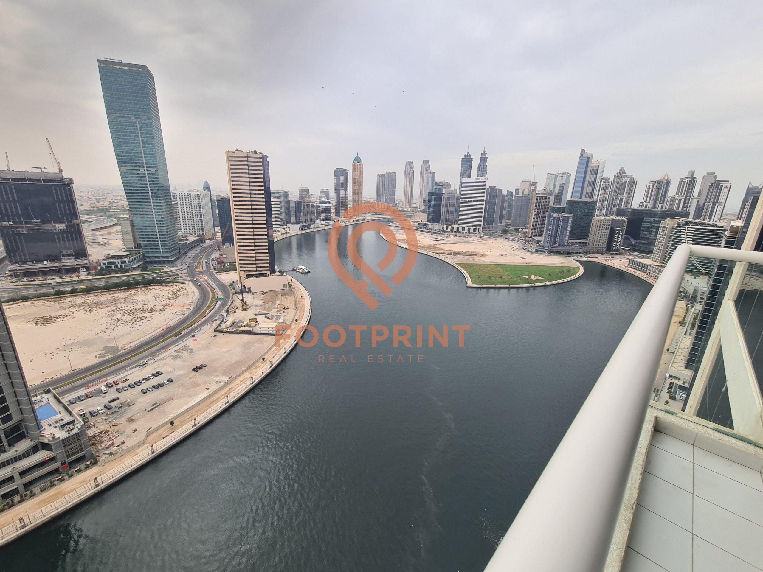 Luxurious | 2BR Brand New | Water View | Fully furnished