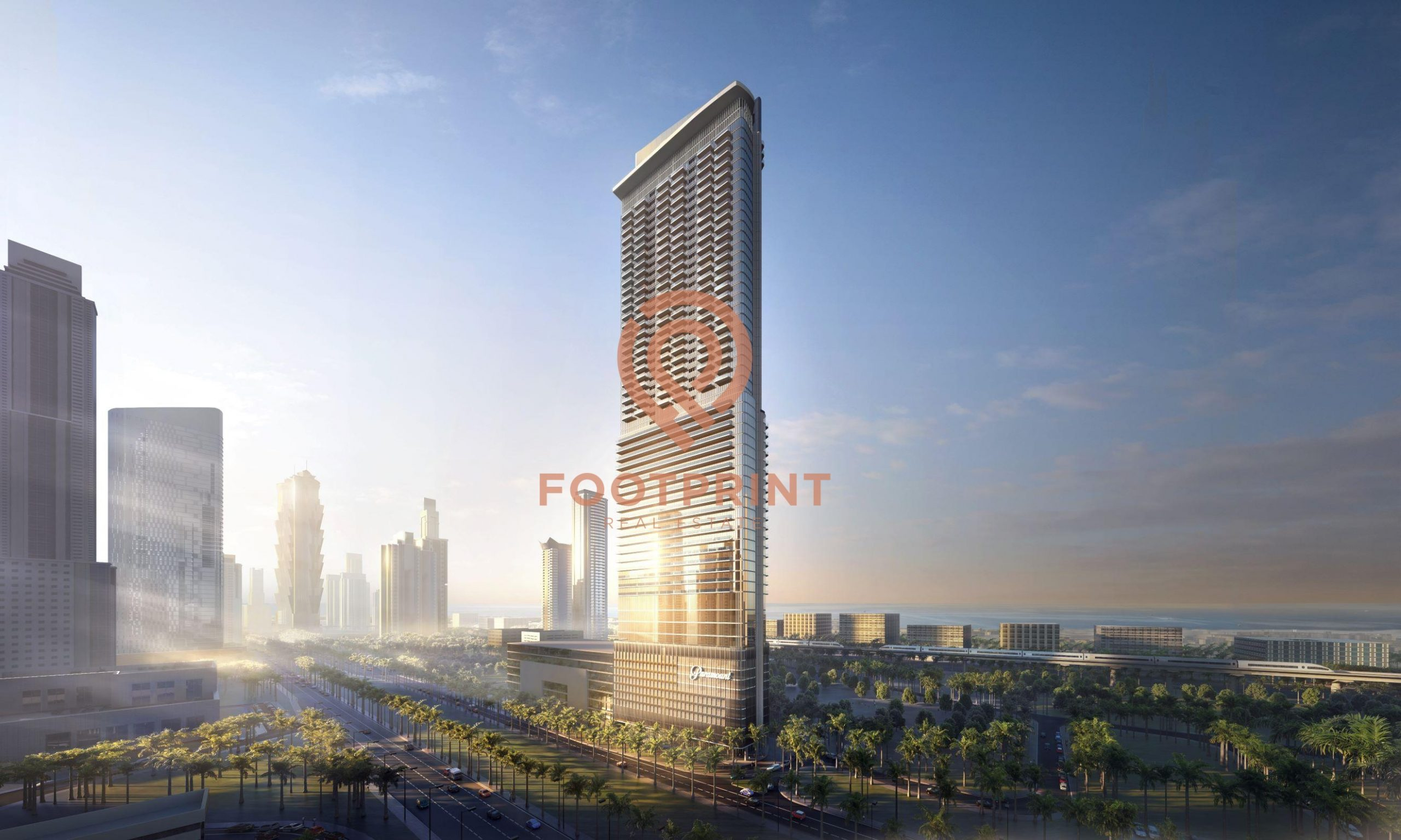 Luxurious Unit I Canal View I High Floor