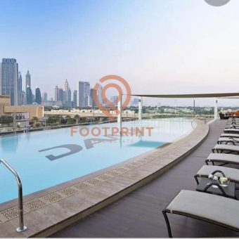 1Br,  Signature Tower,  Furnished,  Higher Floor
