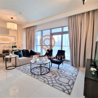 Never Lived In | Fully Furnished | Luxurious 2 Bedroom